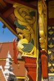 Wat Pongsanuk Stock Foto's