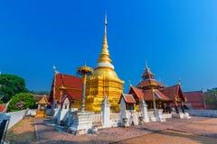 Wat Pongsanuk Royalty-vrije Stock Afbeelding