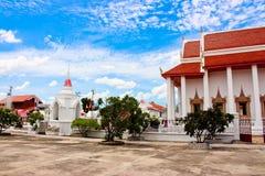 Wat Poramai Yikawat, Koh Kret, Bangkok, Thailand stock fotografie