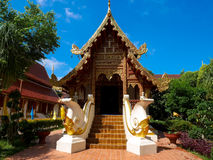 Wat Pra Σινγκ, Ταϊλάνδη στοκ φωτογραφία με δικαίωμα ελεύθερης χρήσης