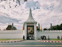 Wat-Pra- Immagini Stock Libere da Diritti