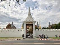 Wat-Pra- Fotografie Stock Libere da Diritti