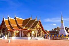 Wat Pra That Choeng Chum Stock Photography
