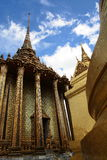Wat Pra Kaeo Monastely Bangkok Thailand Stock Photography