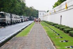 Wat Pra Kaew泰国 库存照片