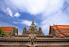 Wat Pra Kaew 免版税图库摄影