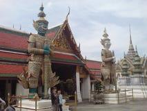 Wat pra kaew 图库摄影