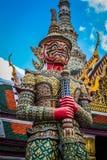 Wat pra kaew Fotografia Royalty Free