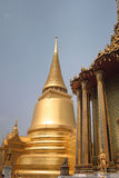 Wat Pra Kaew Royalty Free Stock Photos