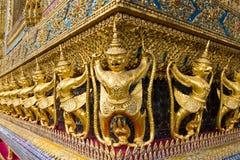 Wat Pra Kaew, Bangkok, Tailandia Imagen de archivo libre de regalías