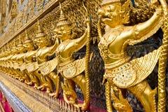 Wat Pra Kaew, Bangkok, Tailandia Fotografía de archivo libre de regalías