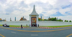 Wat pra kaew Royalty Free Stock Photo