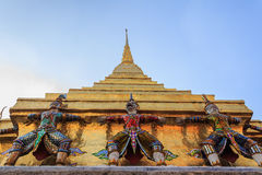 Wat pra kaew Stock Photography