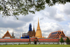 Wat pra kaew, Grand palace, Bangkok, Thailand Stock Photography