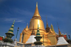 Wat pra kaew Grand palace, Bangkok,Thailand Royalty Free Stock Photos