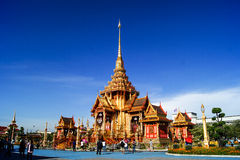 Wat pra kaew, Grand palace Royalty Free Stock Photos