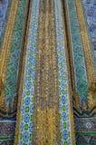 Wat Pra Kaew Grand palace Bangkok Royalty Free Stock Image