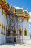Wat Pra Kaew Grand palace Bangkok Royalty Free Stock Photography