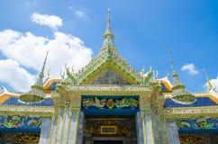 Wat Pra Kaew Grand palace Bangkok Stock Photo