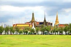 Wat pra kaew, Grand palace Stock Images