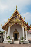 Wat Pra Kaew, The Grand Palace, blue sky, Thailand Royalty Free Stock Images