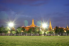 Wat Pra Kaew Stock Photo