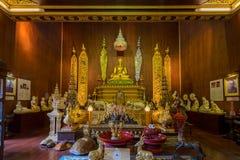 Wat Pra Kaew oder der Tempel Emerald Buddhas Lizenzfreies Stockbild