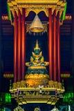 Wat Pra Kaew oder der Tempel Emerald Buddhas Lizenzfreie Stockfotografie