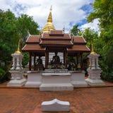 Wat Pra Kaew oder der Tempel Emerald Buddhas Lizenzfreies Stockfoto