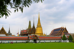 Wat Pra Kaew temple Royalty Free Stock Image