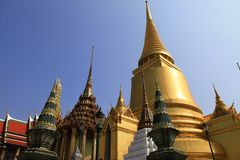 Wat Pra Keaw Royalty Free Stock Images
