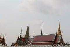 Wat Pra Keaw, Tajlandia fotografia stock