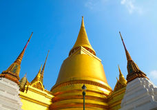 Wat Pra Keaw. Royalty Free Stock Photography