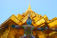 Wat Pra Keaw. Stock Photography