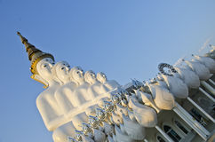 Wat Pra That Pha Son Keaw buddhism temple Stock Image