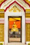 Wat Pra Prasit Stupa, Nawa, Nakhon帕侬,泰国 免版税库存图片