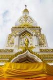 Wat Pra Prasit Stupa, Nawa, Nakhon帕侬,泰国 库存照片
