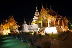 Wat Pra singh, Tailândia Foto de Stock
