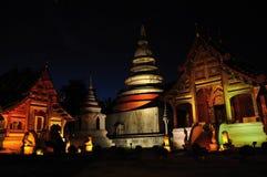 Wat Pra Singha Photographie stock libre de droits