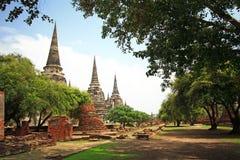 Wat Pra Sre San Petch Stock Photos