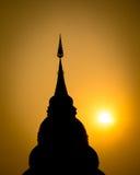 Wat pra tart Royalty Free Stock Photo
