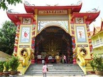 Wat-pra Yai-ANG-Zange lizenzfreies stockbild
