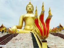 Wat-pra Yai-ANG-Zange Stockfotos