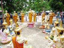 Wat-pra Yai-ANG-Zange stockfotografie