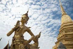 Wat PraGaew Royalty Free Stock Photography