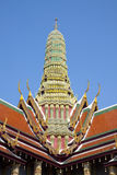 Wat PraGaew, The Royal Grand Palace Royalty Free Stock Photography