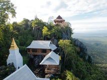 Wat Prajomklao Rachanusorn Royaltyfri Foto