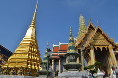 Wat prakaew Στοκ Εικόνες
