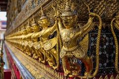 Wat prakaew Royaltyfria Foton