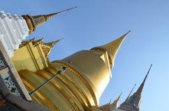 Wat prakaew. Bangkok of thailand Stock Photography